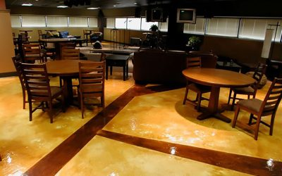 Decorative Industrial Flexible Floor Coatings Calgary